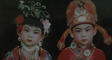 一张不堪回首的童年照片
