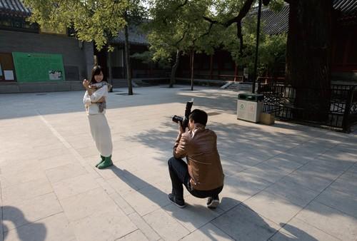 摄影师解密如何拍唯美少女人像