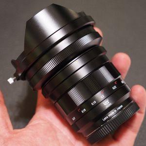 福伦达公布10.5mm f/0.95镜头上市计划