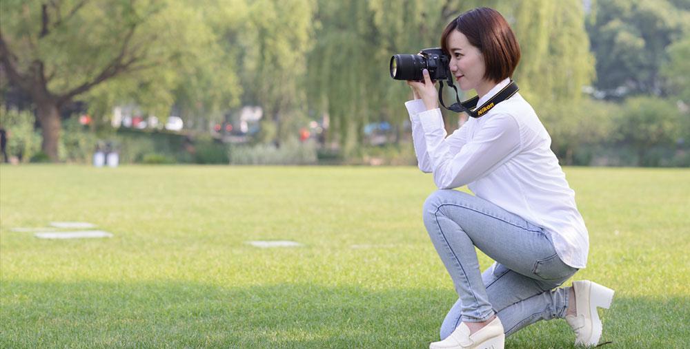 相机的基本持握方式