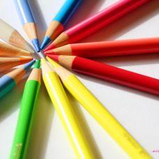 铅笔+台球