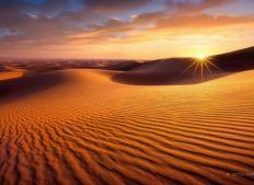 大漠孤烟直