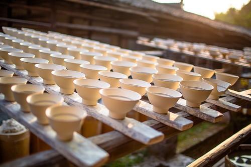 青花瓷是怎样炼成的 探访景德镇著名古窑