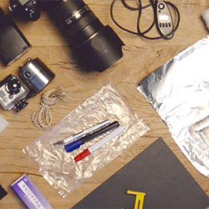 7个可在家完成的摄影DIY项目