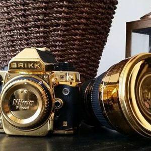 Brikk推出24K黄金版尼康Df和尼克尔14-24/2.8镜头