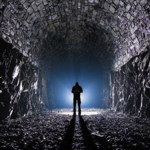 照片剖析课堂 - 神秘隧道