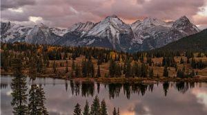 山岳摄影必学的6个基本构图技巧