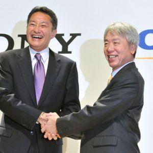 索尼减持奥林巴斯50%股份