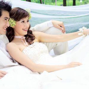 80后藏族新人结婚照拍摄技巧大全