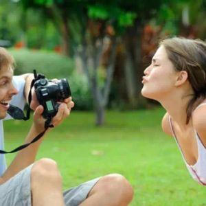 正能量:和摄影师谈恋爱的42个理由