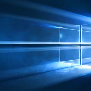 Windows 10 Hero壁纸拍摄全过程