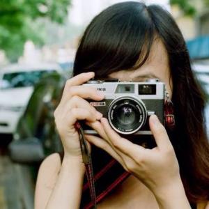 为什么要找一个会拍照的女朋友?