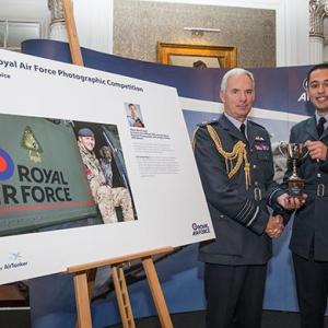 2015年度英国皇家空军摄影大赛获奖作品