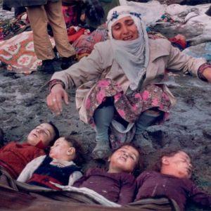 摄影纪实-1982年贝鲁特大屠杀