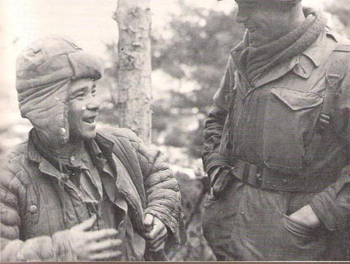 朝鲜战争西方镜头下的中朝战俘