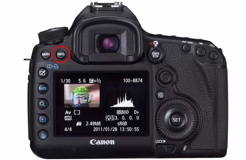 学会直方图,让你离专业摄影师更近一步!