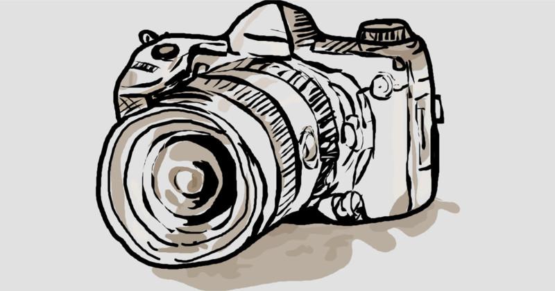 77岁的摄影爱好者 拍照60年后依然热爱摄影