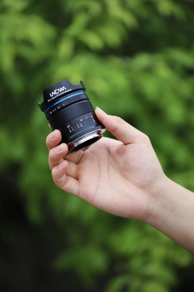 老蛙发布全画幅14mm F4.0 C&D-Dreamer超广角镜头